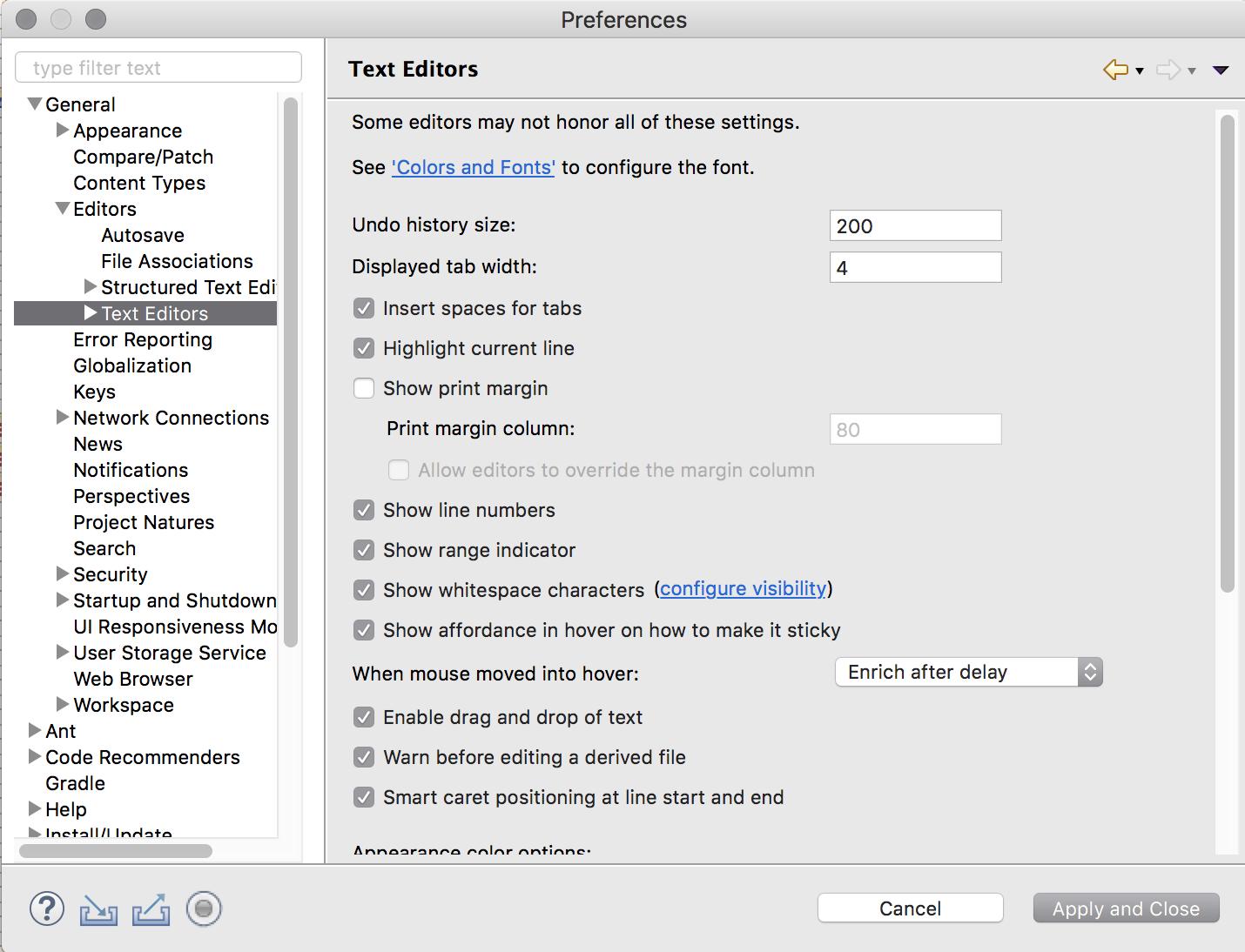 Eclipse Guide — GeoServer 2 17 x Developer Manual