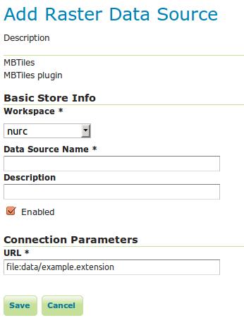 MBTiles Data Store — GeoServer 2 14 x User Manual
