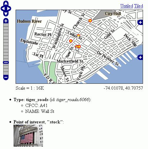 GetFeatureInfo Templates — GeoServer 2 16 x User Manual