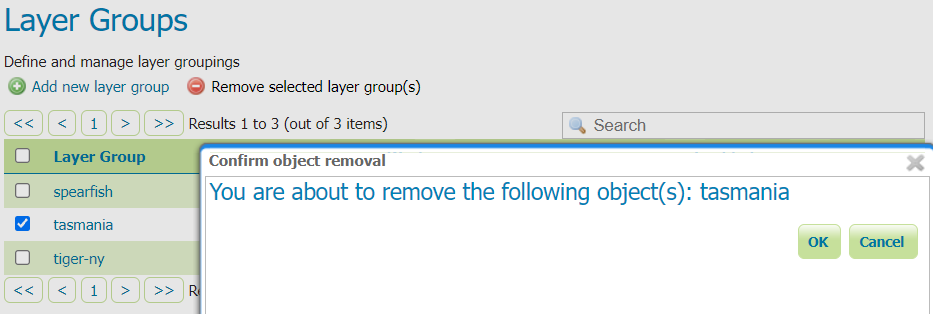 Layer Groups — GeoServer 2 16 x User Manual