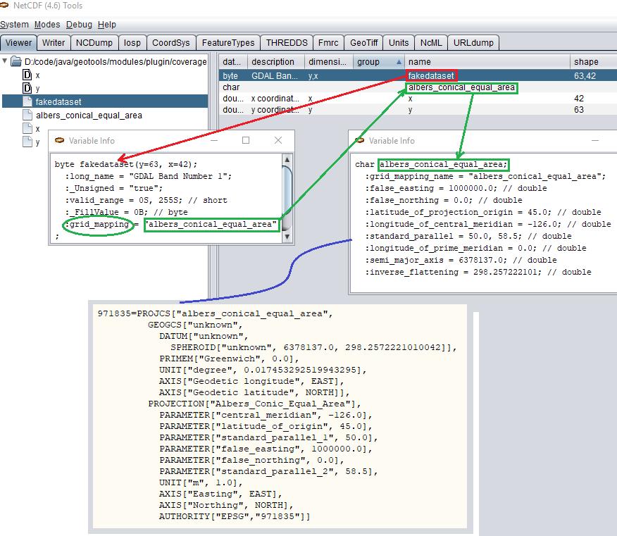 NetCDF — GeoServer 2 16 x User Manual