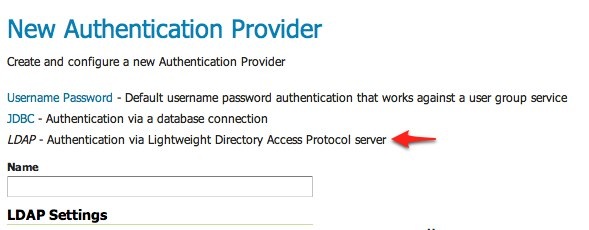 Authentication with LDAP against ActiveDirectory — GeoServer