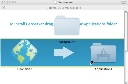 Mac OS X installer — GeoServer 2 16 x User Manual